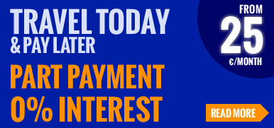 Part payments from 25 EUR/month